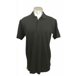 Polo MP® Professional Heavy Strong Short Sleeve Black