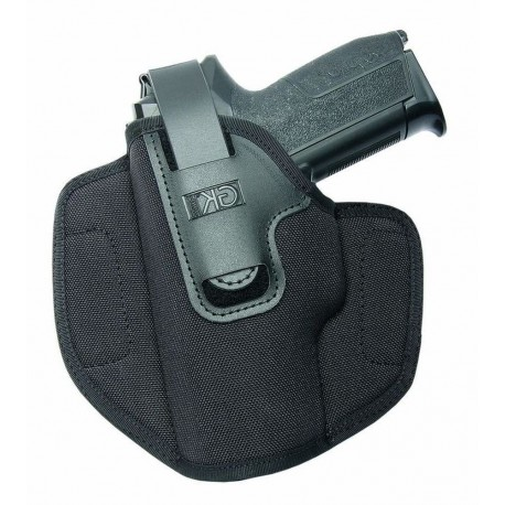 "GK® Holster Cordura® ""Black Phantom"" L.H."