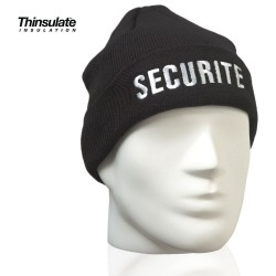 Muts Thinsulate + Logo SECURITE
