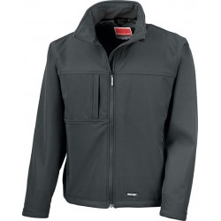 Result® Veste Softshell Black
