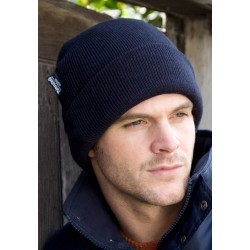 Heavyweight Thinsulate® Hat Navy Blue