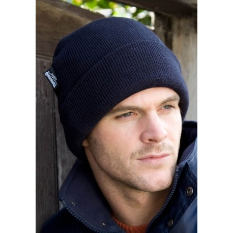 Bonnet Grand Froid Thinsulate® Navy Blue