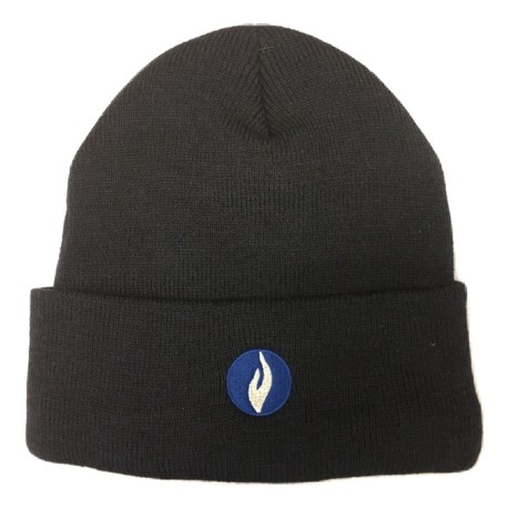 Bonnet Thinsulate® Navy + logo Police